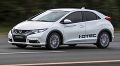 Honda Civic 1.6 i-DTEC : à la conquête de l'Europe
