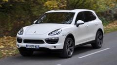 Porsche Cayenne : une version e-Hybrid dans les cartons ?