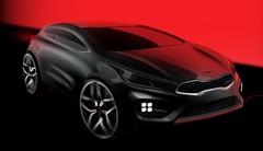 Kia Pro-Cee'd GT : 204 ch grâce au moteur du Veloster Turbo