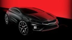 Kia pro_cee'd GT 2013 : une compacte sportive pour Genève