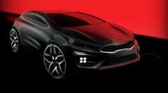 Kia dévoile un teaser de la nouvelle PRO CEE'D GT