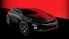 KIA : Nouveau coupé Kia pro_cee'd GT