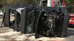 Sécurité routière : 2.000 morts fin 2020 et la fin de l'éthylotest obligatoire ?