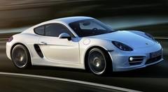 Porsche Cayman II