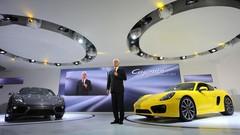 Porsche Cayman : Plus qu'un Boxster couvert