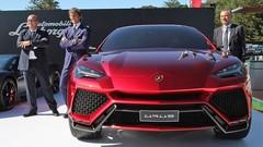 Lamborghini Urus : il pourrait être retardé ou abandonné