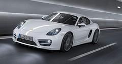 Porsche Cayman (Type 981) : un 4 cylindres boxer de 350 ch ?