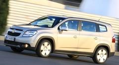Nouveaux moteurs Chevrolet Orlando : Bonification fiscale