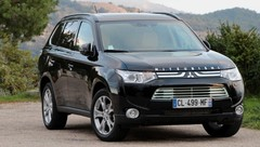 Essai Mitsubishi Outlander 2.2 DiD 150
