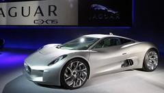 La production de la Jaguar C-X75 annulée!