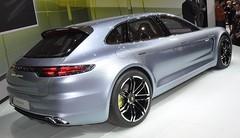 Porsche Panamera Sport Turismo : nouveaux détails en vidéo