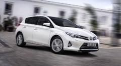 Essai Toyota Auris: l'hybride en première ligne