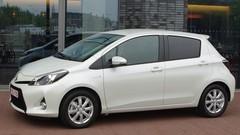 La Toyota Yaris hybride a les faveurs de l'Etat
