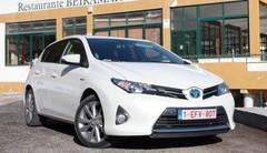 Essai nouvelle Toyota Auris Hybride 136h & 124 D4-D Dynamic