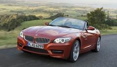 Nouveau BMW Z4 sDrive 18i : 156 ch aux normes Euro 6