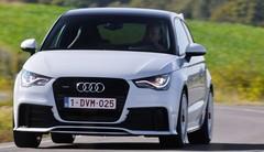Essai Audi A1 Quattro