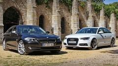 Essai Audi A6 biTDI Avus S-line 313 ch vs BMW 535d xDrive Luxe 313 ch : Chaises musicales