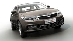 Qoros GQ3 : premières photos de l'automobile chinoise