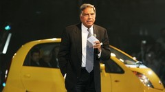 Un nouveau patron pour Tata