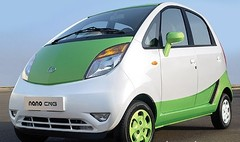 La Tata Nano bientôt avec un gros moteur