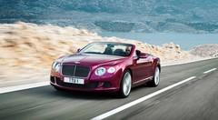 Bentley Continental GT Speed Convertible : Avis de tempête !