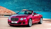 Voici la Continental GT Speed cabriolet