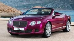 Bentley Continental GTC Speed : toutes les infos