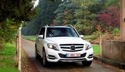 Essai Mercedes GLK 220 BlueTEC 4Matic