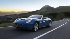 Ferrari : un V8 biturbo pour la prochaine California ?