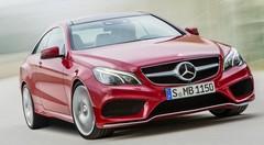 Mercedes Classe E Coupé et Cabriolet restylés : Chacun son tour