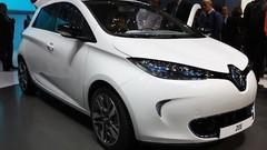 Renault prépare sa communication pour le lancement de la Zoe