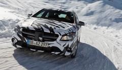 Future Mercedes Classe C 2014 : montée en gamme