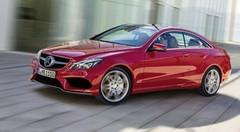 Mercedes Classe E Coupé et Cabriolet 2013 : design plus sportif
