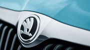 Skoda modifie son logo