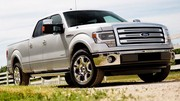 USA : le Ford F-150 indétrônable en 2012