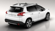 Peugeot 2008, l'internationale