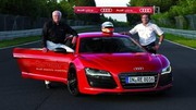 Audi R8 e-tron : nouveau rebondissement !