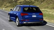 Audi SQ5 : de l'essence pour les braves