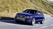 Audi dvoile le SQ5 essence
