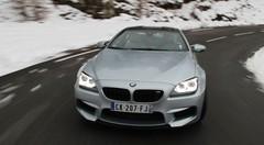Essai BMW M6 V8 4.4 560 ch : Nerfs en pelote