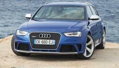 Essai Audi RS4 Avant 2012 V8 4.2 : elle déménage !