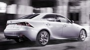 Lexus IS 2013 : Changement tranchant