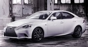 Nouvelle Lexus IS en photos officielles
