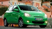 Mitsubishi abandonne son Mirage pour Space Star