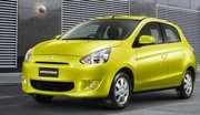 Mitsubishi : la Mirage devient Space Star