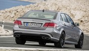 Mercedes Classe E63 AMG 4Matic 2013 : un restyling efficace