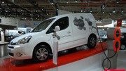 Citron Berlingo, Peugeot Partner : l'lectrique au printemps