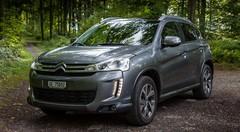 Essai Citroën C4 Aircross : La Française aux yeux bridés