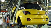 OPEL : lancement officiel de la production de l'Opel ADAM