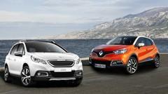 Peugeot 2008 contre Renault Captur : double offensive sur le Juke